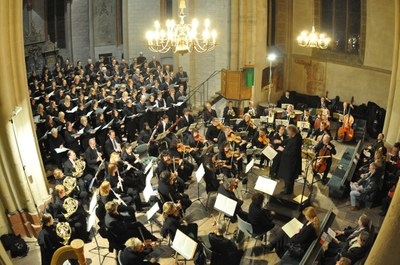 Brahms-Requiem 2012