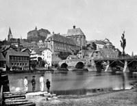 Alte Universität vor dem Umbau 1874