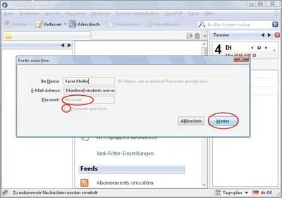 Anleitung-Thunderbird-Schritt 1 E-Mail-Adresse hinzufügen