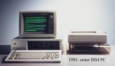 IBM PC (1981)