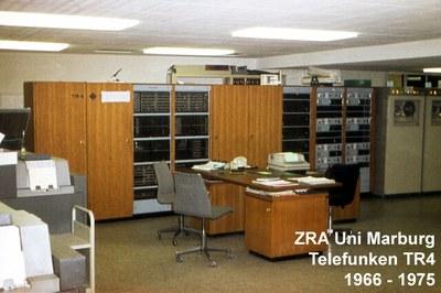 Rechenanlage Telefunken TR4 (1966)