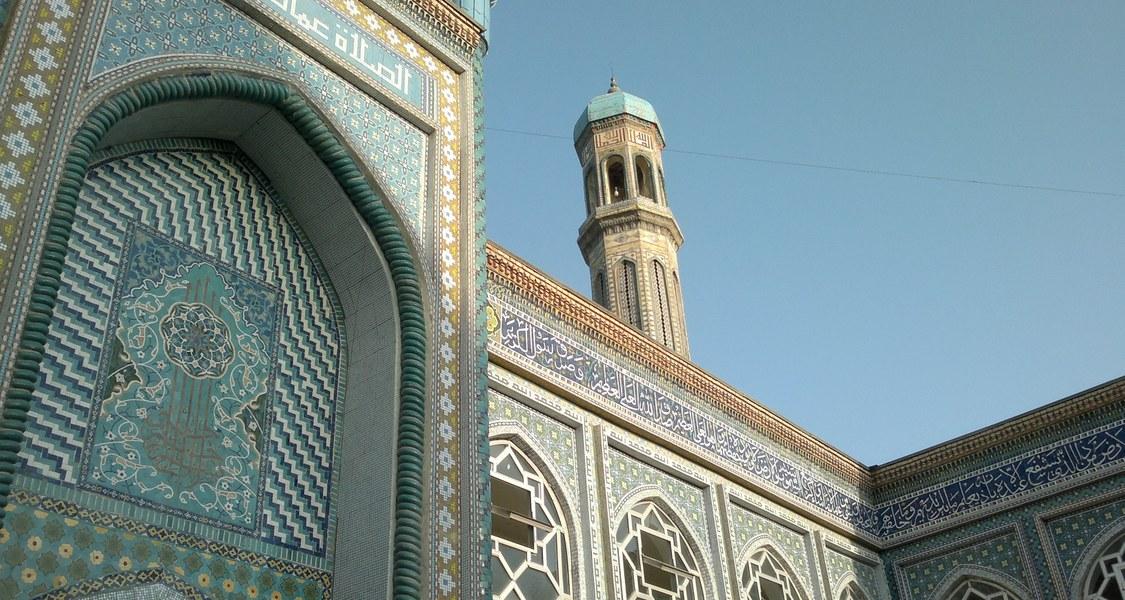 Moschee in Duschanbe