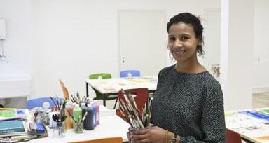 Portrait Samira Idrisu