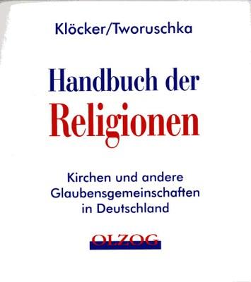 Handbuch der Religionen Cover