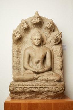 Dauerausstellung Buddhismus Buddha Mq 030