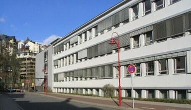 Gebäude SZ