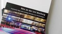 Broschüre Neu an der Uni Marburg