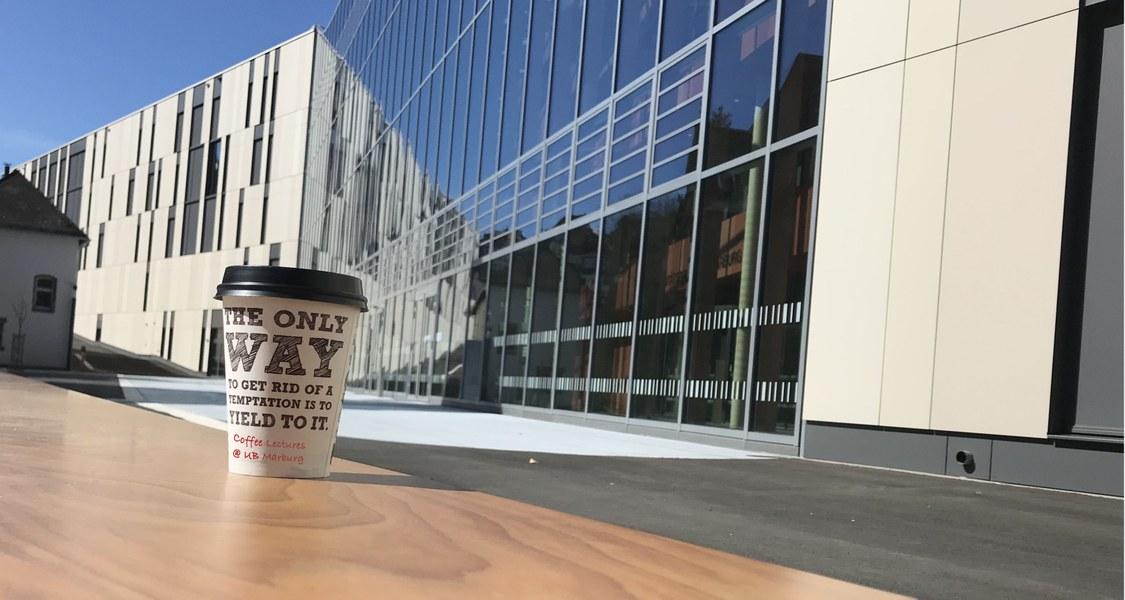 Coffee Lectures an der UB Marburg