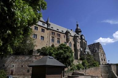 Ansicht Landgrafenschloss