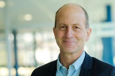 Porträt Vizepräsident Prof. Dr. Michael Bölker