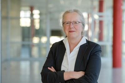 Porträt Präsidentin Prof. Dr. Katharina Krause