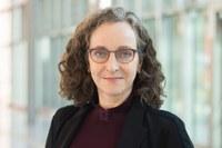 Porträt Vizepräsidentin Prof. Dr. Evelyn Korn