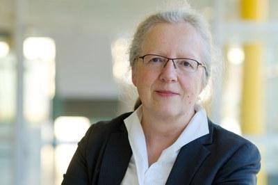 Porträt der Präsidentin Prof. Dr. Katharina Krause