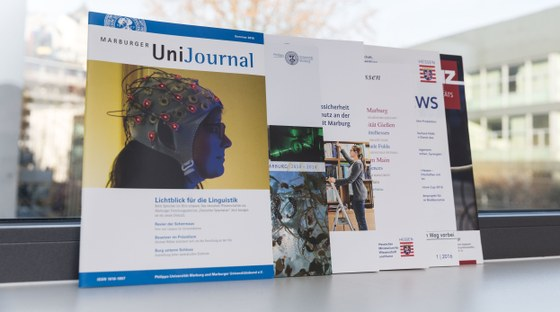 Aktuelle Nachrichten und Termine der Philipps-Universität im Überblick: Die Universität informiert über Forschungsergebnisse, neue Forschungsprojekte, wichtige Ereignisse und vieles mehr.