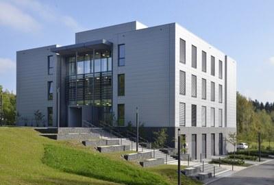 Neubau des Zentrums für Synthetische Mikrobiologie