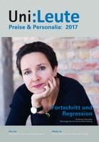 Cover von Personalbeilage 2017 des Unijournals