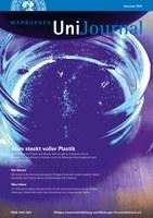 Titelbild des Unijournals 58, Sommer 2019