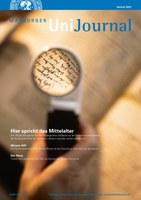 Unijournal 64 Herbst 2021 Titelbild