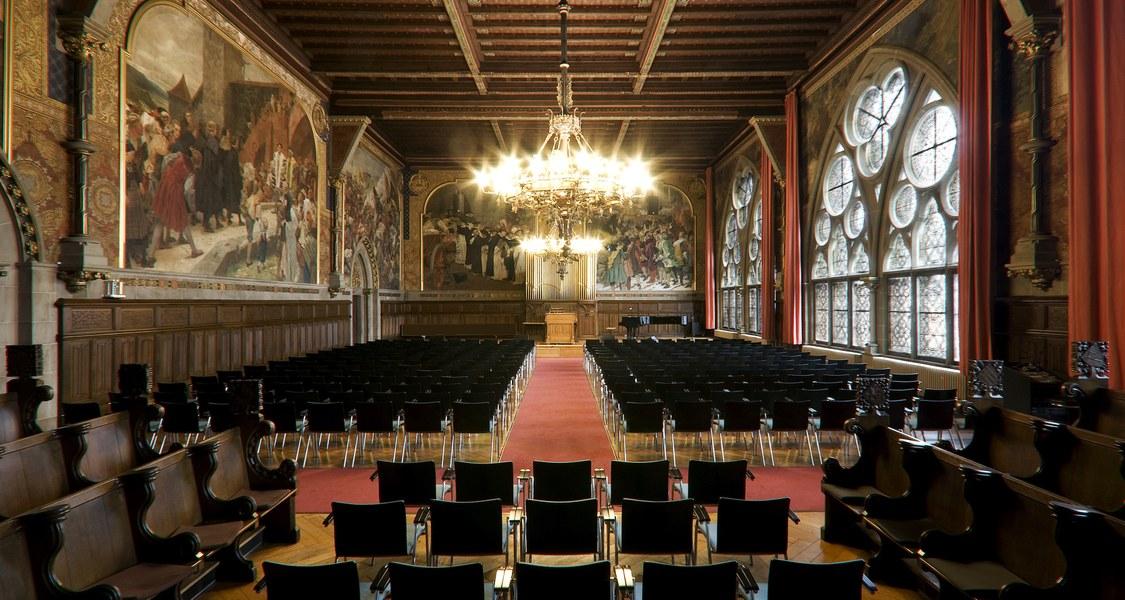 Aula der Alten Universität