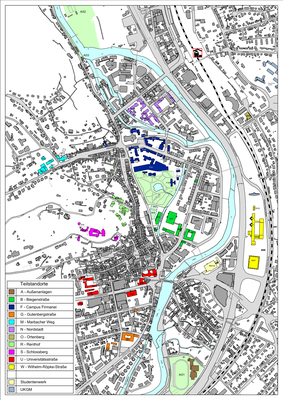 Übersichtsplan Lahntal 07/2021