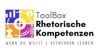 Toolbox Rhetorische Kompetenzen