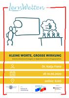 LernWelten SoSe 20, MiniMax-Workshop