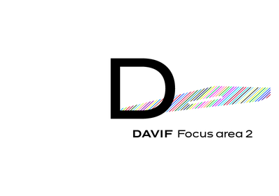Image for Sub-Project b. It's a static image of the Logo for DAVIF.