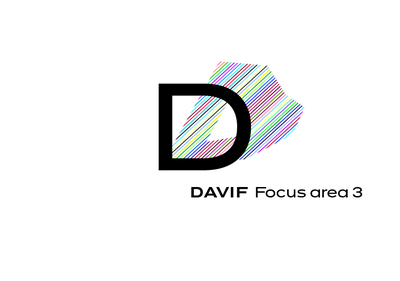 Image for Sub-Project c. It's a static image of the Logo for DAVIF.