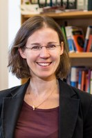 Here, you see a photo of Prof. Dr. Stefanie Dehnen