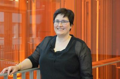 Portrait: Dr. Alexandra Höltzel