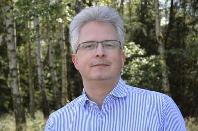 Portrait: Prof. Dr. Ulrich Tallarek