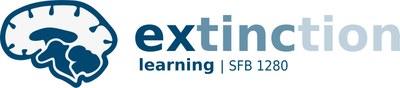 Logo CRC 1280 - Extinction learning