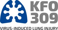 Logo Clinical Research Unit 309 - Virus-induced Lung Injury: Pathobiology and Novel Therapeutic Strategies