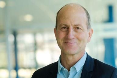Portrait Vice President Prof. Dr. Michael Bölker