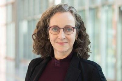Portrait Vice President Prof. Dr. Evelyn Korn